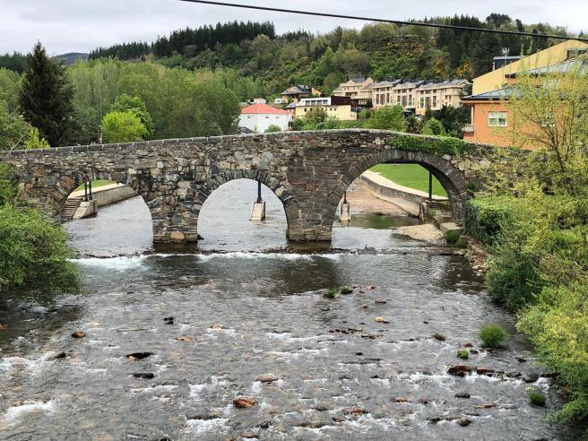 Puente Romano de Vega de Espinareda
