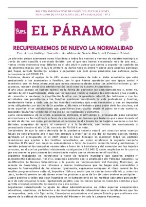 Boletín UPL Nº 5 (2019-2020)