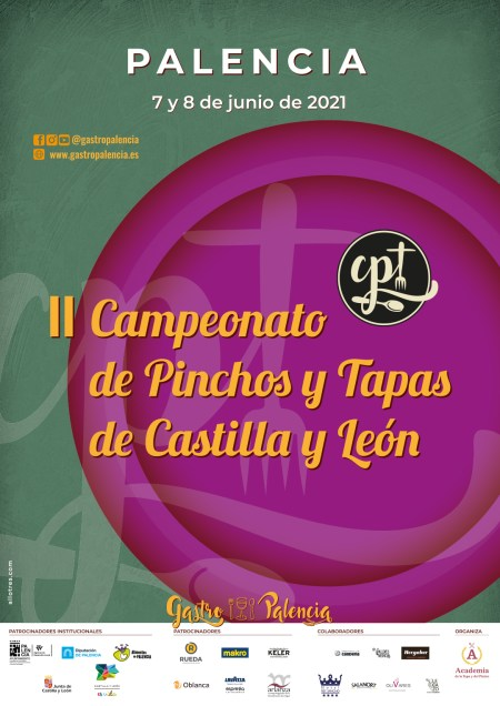II Campeonato de Pinchos y Tapas de Castilla y León