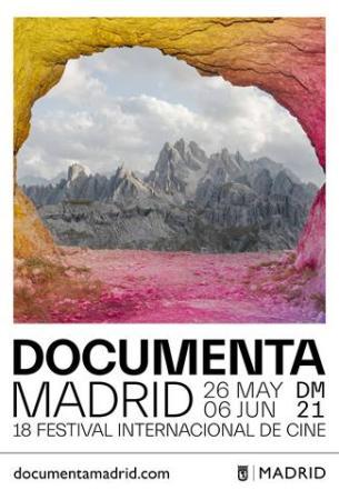 Cartel DOCUMENTA MADRID 2021