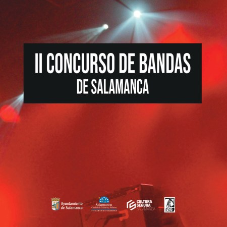 II concurso municipal de bandas salamanca 2021