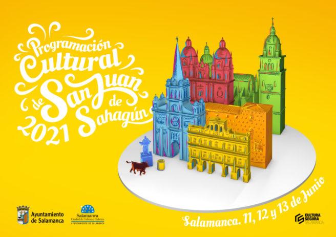 programación de San Juan de Sahagún 2021