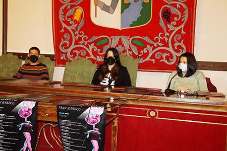 segundas jornadas sobre Mujer y Música en Zamora