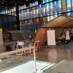 Palacio de Exposiciones y Congresos aglutina las PCR