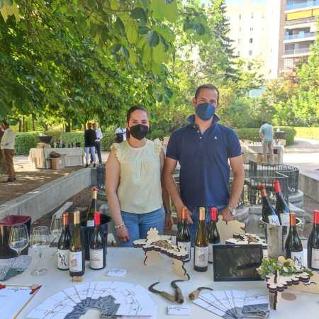 La DOP Sierra de Salamanca presenta sus vinos en Madrid
