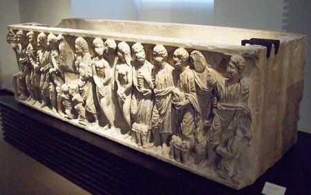 Sarcófago de Astorga de Alfonso III