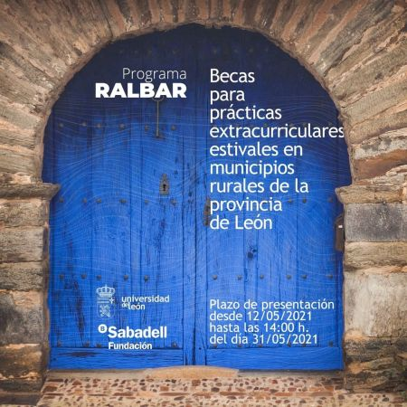 Becas programa RALBAR