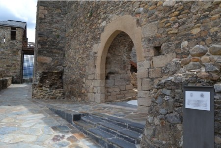 Castillo Viejo Ponferrada