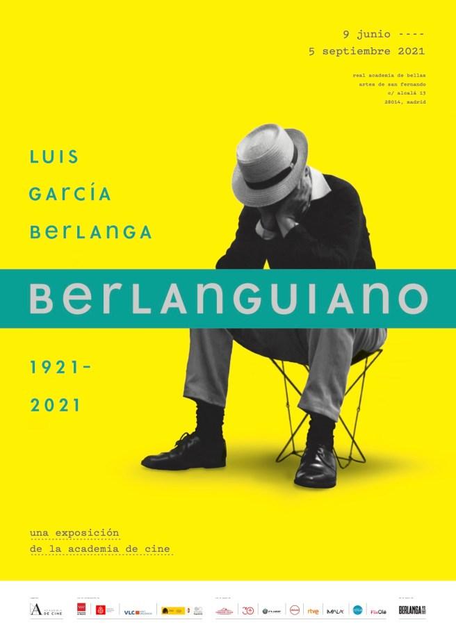 Berlanguiano. Luis García Berlanga (1921-2021