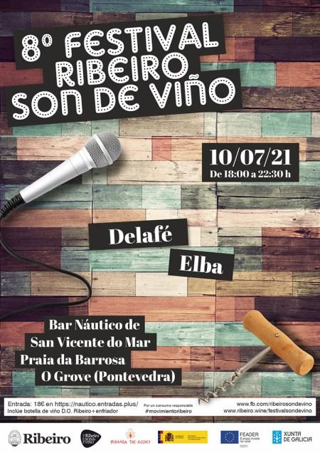 festival 'Ribeiro Son de Viño'