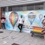 Mural Día Orgullo LGTBI San Andrés del Rabanedo