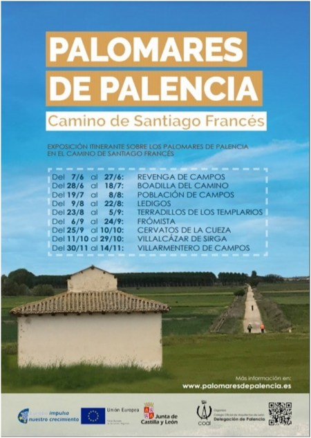 palomares de la provincia de Palencia