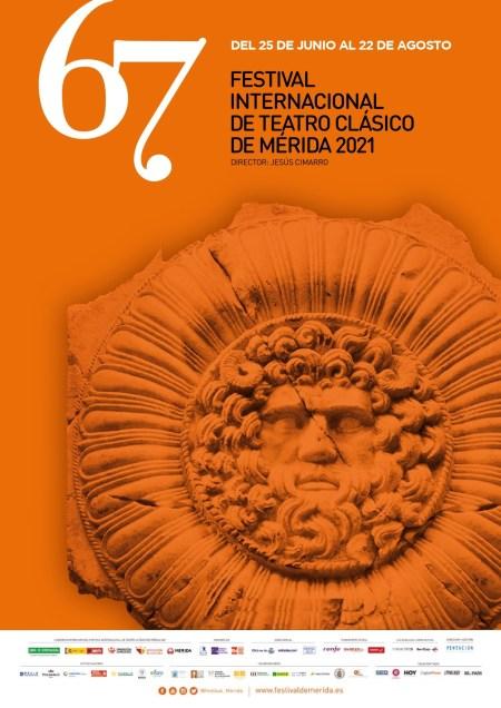 cártel 67 festival internacional de teatro clásico de mérida