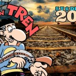 cartel TORAL EN TREN 2021