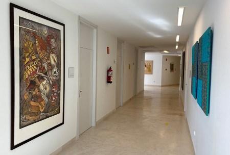 Museo de arte contemporáneo José Fuentes