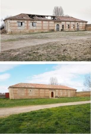 monasterio de sandoval panera