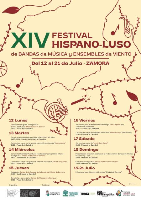 Festival Hipano-Luso de Bandas de Música