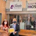 El Albergue Scout Madrid Hostel recibe el Sello Compromiso REAJ
