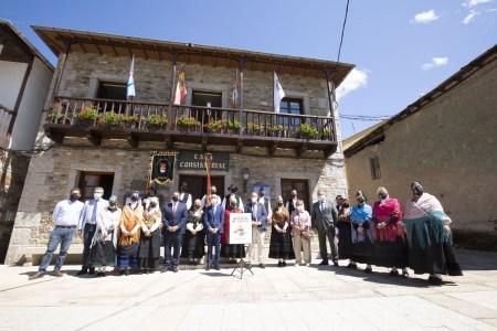 proclamación de Molinaseca, en León, como 'Uno de los pueblos más bonitos de España'.