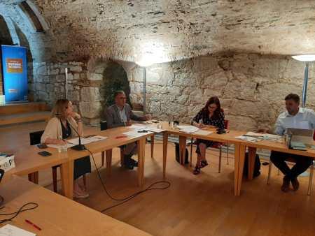 Reunión promoción turística Castilla y León y regiones fronterizas