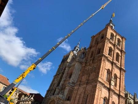 pararrayos catedral de astorga