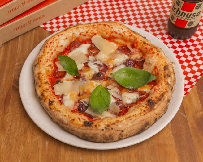 Pizza Diavola de León del año 2021