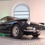 Un Ferrari 330 GT, Pieza del Mes del Museo de Historia de la Automoción.