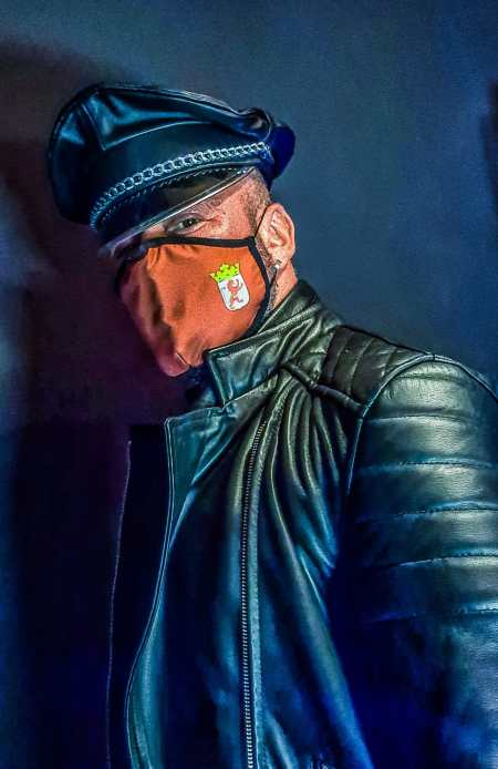 Mr Leather Hamburg