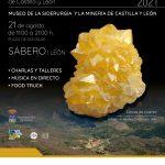 I Feria de minerales, rocas y fósiles