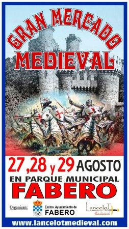 Mercado medieval Fabero 2021
