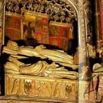 sepulcro de Alfonso VII y su esposa Berenguela