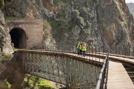 Presentación Camino de Hierro. Madrid