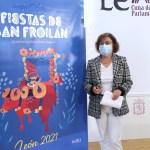 presentación Fiestas de San Froilán 2021
