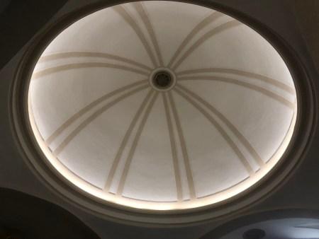 restauración de Santa Nonia