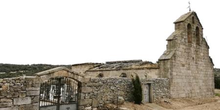 Iglesia de San Miguel en Encina de San Silvestre 2