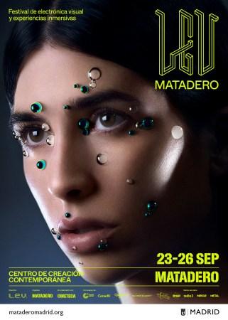 Vuelve L.E.V. Matadero, Festival de Electrónica Visual y Experiencias Inmersivas