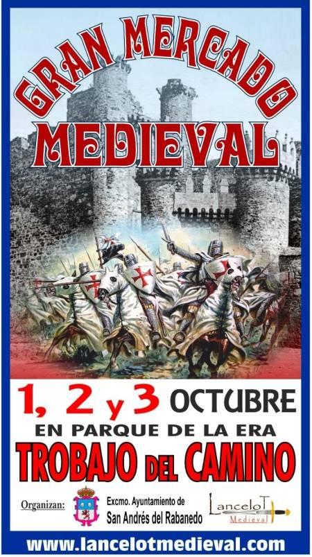 Mercado Medieval Trobajo del Camino