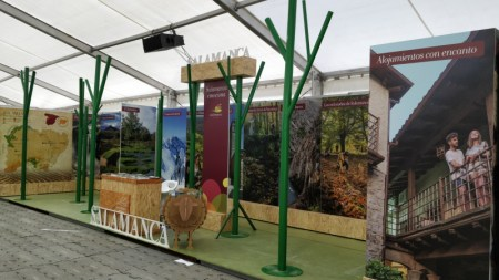 Stand Feria Naturcyl Salamanca
