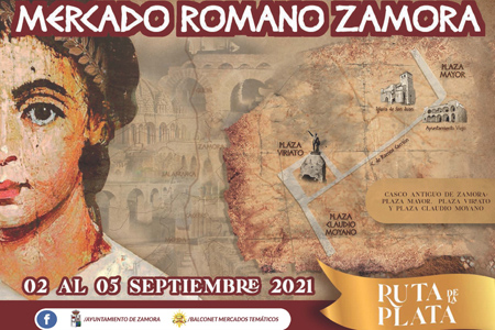 Mercado Romano de Zamora