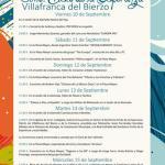 FIESTAS STMO. CRISTO DE LA ESPERANZA - VILLAFRANCA DEL BIERZO