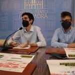 jóvenes artistas de Zamora