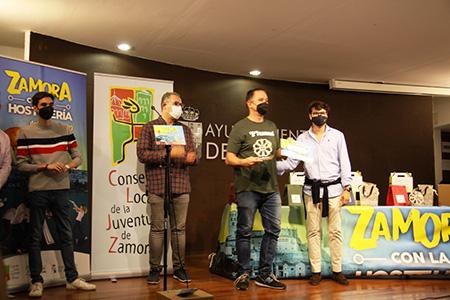 Premios Zamora con la Hostelería