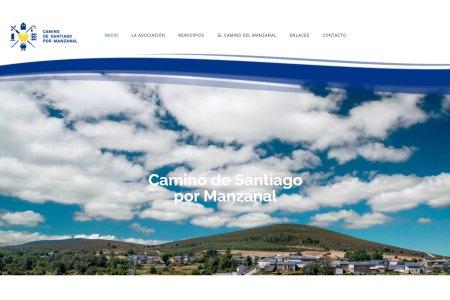 Camino del Manzanal estrena web