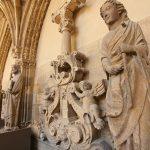 esculturas pórtico catedral de león
