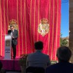 inauguración de las tumbas reales de alfonso VI en Sahagún