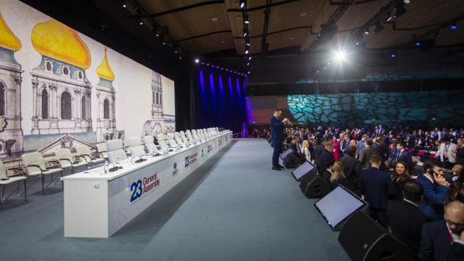 23 Asamblea general de la OMT