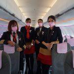 Iberia Express se suma a la lucha contra el cáncer de mama