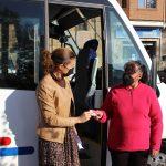 Las comarcas de Tábara y La Carballeda reciben el Bono Rural de Transporte a la Demanda