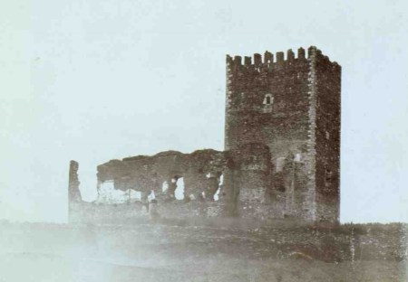 Castillo de Tejeda en Tejeda y Segoyuela
