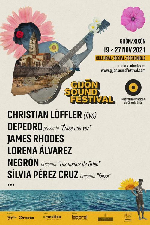 cartel gijon sound festival